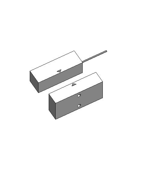 Извещатель охранный точечный магнитоконтактный ИО102-26 исп.250