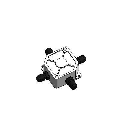 Устройство соединительное УС-4 (4х4) 4 ввода