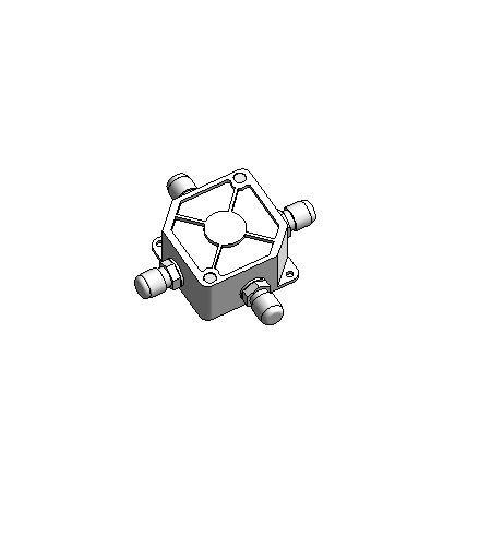 Устройство соединительное УС-4-ЕX (4х4) 4 ввода