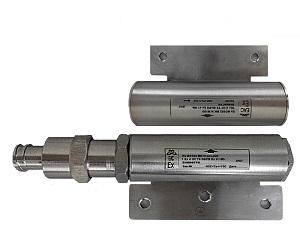 Извещатель охранный точечный магнитоконтактный взрывозащищённый Ех ИО 102 МК