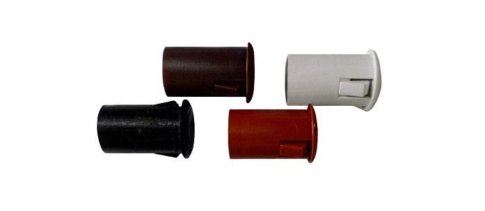 Извещатель охранный ИО 102-51 цвета белый серый терракотовый коричневый черный