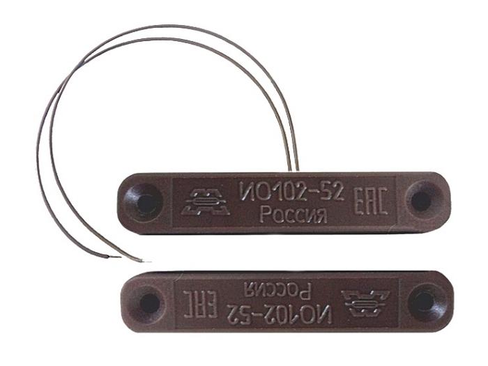 Извещатель охранный ИО 102-52 цвета белый серый терракотовый коричневый черный