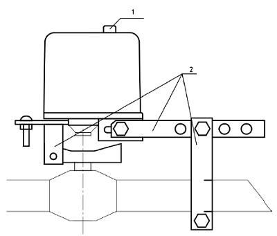 Электромеханическое поворотное устройство универсальное (ЭПУ)
