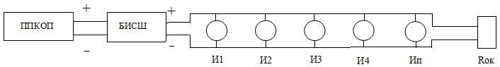 גלאי אש אש מקסימלי IP 103-10 / V. התקן חיבור US-4-Ex