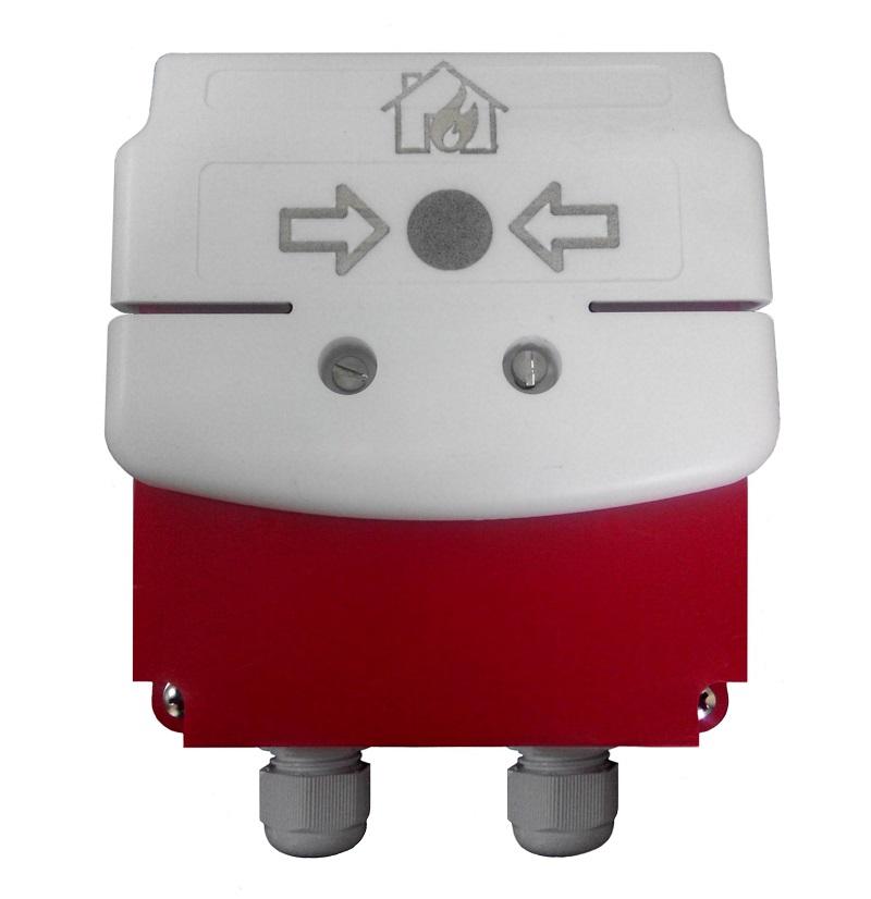Извещатель пожарный ручной магнитоконтактный ИП 535/В СЕВЕР