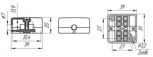 Гибкие переходы УС 4х4