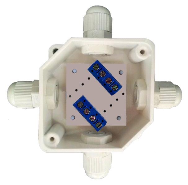 Устройство соединительное УС-4-ЕX